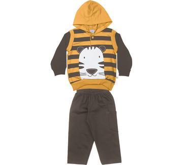 conjunto-blusao-calca-moletom-penteado-felpado-amarelo-marrom-8532-3