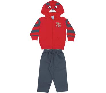 conjunto-jaqueta-calca-moletom-penteado-felpado-vermelho-cinza-8525-2