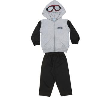conjunto-jaqueta-calca-moletom-penteado-felpado-cinza-preto-8527-2