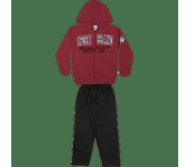 conjunto-jaqueta-calca-moletom-penteado-felpado-vermelho-preto-6662-2