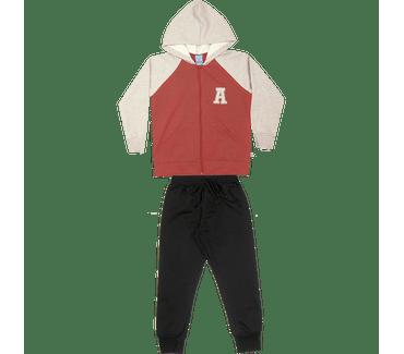 conjunto-jaqueta-calca-moletom-jeans-elastano-moletom-penteado-felpado-alaranjado-preto-6664-2