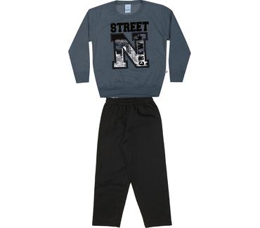conjunto-blusao-calca-moletom-penteado-felpado-cinza-preto-6675-2
