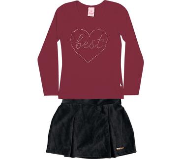 conjunto-blusa-manga-longa-saia-shorts-cotton-penteado-veludo-cotele-vermelho-preto-5856-1