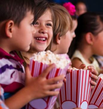 Filmes nacionais para as crianças