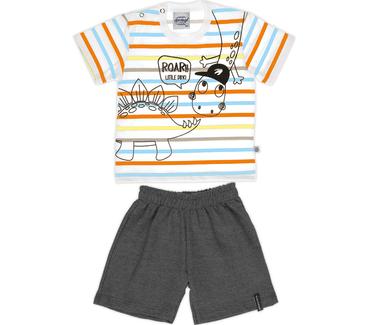 Conjunto-abrange-camiseta-e-bermuda-dino-colorido