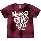 Camiseta-abrange-never-give-up