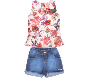 Conjunto-catavento-blusa-floral-e-shorts-jeans