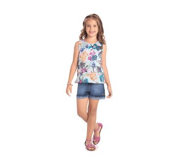 99104d835e Roupas Infantil - Conjuntos Curtos Meninas 4 a 10 anos 4 – vistaabrange