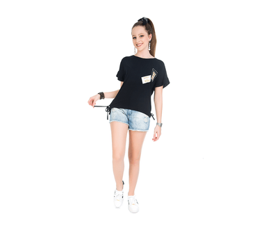 Blusa-Juvenil-Abrange-Only-You-Preto