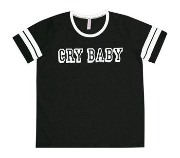 Blusa-Juvenil-Abrange-Cry-Baby-Preto