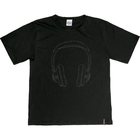 Camiseta-Juvenil-Abrange-Headphone-Preto