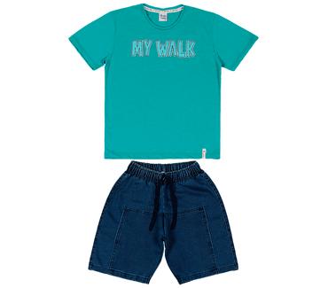 Conjunto-Infantil-Cata-Vento-My-Walk-Verde-e-Jeans-Escuro