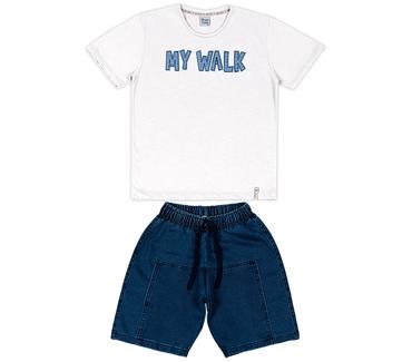 Conjunto-Infantil-Cata-Vento-My-Walk-Branco-e-Jeans-Escuro