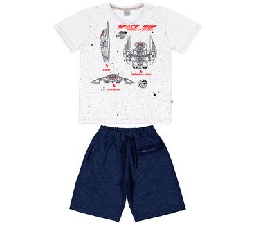 Conjunto-Infantil-Cata-Vento-Space-Ship-Branco-e-Azul-Marinho