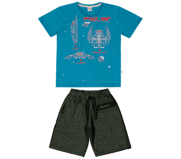 Conjunto-Infantil-Cata-Vento-Space-Ship-Azul-e-Preto