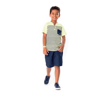 Conjunto-Infantil-Cata-Vento-Listrado-Amarelo-e-Azul-Marinho