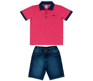 Conjunto-Infantil-Cata-Vento-Bordado-Rosa-e-Jeans-Escuro
