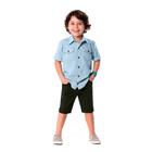 Camisa-Infantil-Cata-Vento-Botoes-Azul