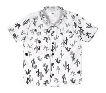 Camisa-Infantil-Cata-Vento-Cactos-Branco