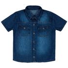Camisa-Infantil-Cata-Vento-Jeans-Escuro