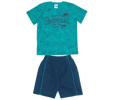 Conjunto-Infantil-Abrange-Tropical-Verde-e-Azul-Marinho