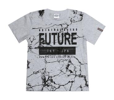 Camiseta-Infantil-Abrange-Future-Mescla