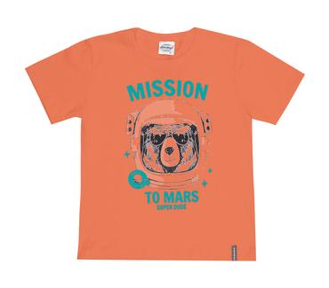 Camiseta-Infantil-Abrange-Ursonauta-Alaranjado