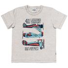 Camiseta-Infantil-Abrange-Aviao-Mescla