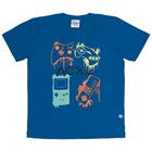 Camiseta-Infantil-Abrange-Video-Game-Azul