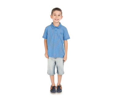 Camiseta-Polo-Infantil-Abrange-Listrado-Azul