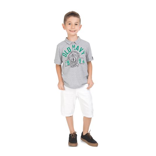 Camiseta-Polo-Infantil-Abrange-Navy-Mescla