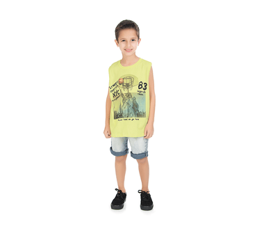 Regata-Infantil-Abrange-Basket-Amarelo