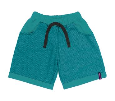Bermuda-Infantil-Abrange-Moletinho-Verde