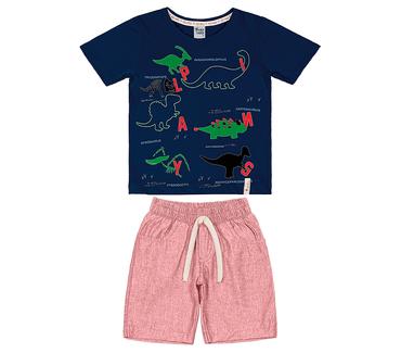 Conjunto-Primeiros-Passos-Cata-Vento-Dinossauros-Azul-Marinho-e-Vermelho