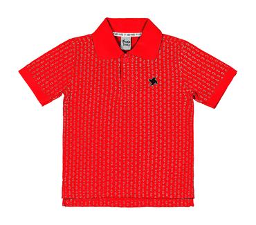 Camiseta-Polo-Primeiros-Passos-Cata-Vento-Texturizado-Vermelho