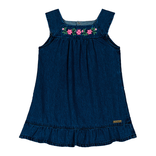 Vestido-Primeiros-Passos-Cata-Vento-Floral-Pink