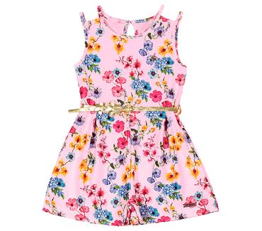 Vestido-Primeiros-Passos-Cata-Vento-Florzinhas-2-em-1-Natural-e-Vermelho