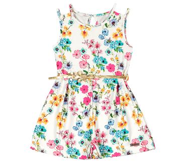 Vestido-Primeiros-Passos-Cata-Vento-Florzinhas-2-em-1-Rosa-e-Preto
