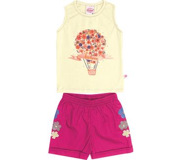 Conjunto-Primeiros-Passos-Abrange-Flores-Amarelo-e-Pink