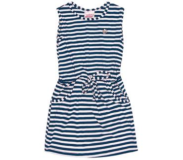Vestido-Primeiros-Passos-Abrange-Listrado-Azul-Marinho
