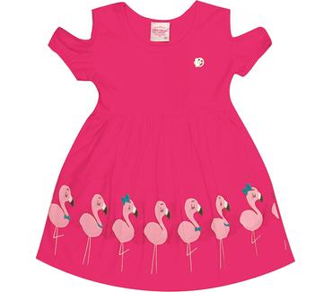Vestido-Primeiros-Passos-Abrange-Flamingo-Pink