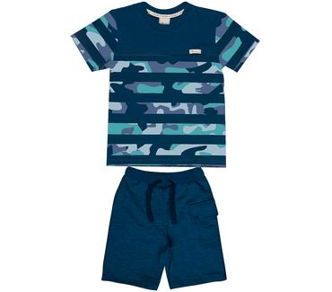 Conjunto-Cata-Vento-Infantil-Camuflado-Azul-Marinho