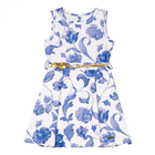 Vestido-Infantil-Cata-Vento-Flores-Azuis-Branco