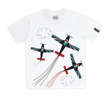 Camiseta-Primeiros-Passos-Aviao-Azul-Branco