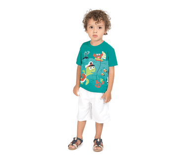 Camiseta-Primeiros-Passos-Tartaruga-Verde