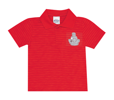 Camiseta-Polo-Primeiros-Passos-Abrange-Barquinho-Alaranjado