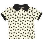 Camiseta-Polo-Primeiros-Passos-Abrange-Barquinho-Natural