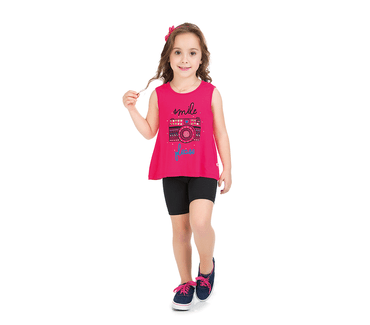 Conjunto-Infantil-Abrange-Camera-Pink-e-Preto