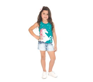 Blusa-Infantil-Abrange-Unicornio-Verde