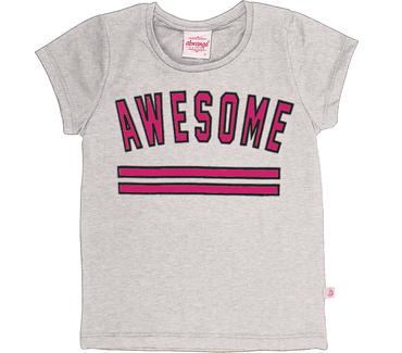 Blusa-Infantil-Abrange-Awesome-Mescla